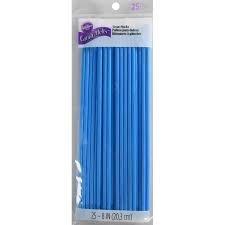 Treat Sticks Blue 8 inches