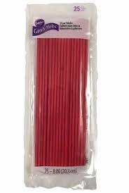 Treat Sticks Red 8 inch