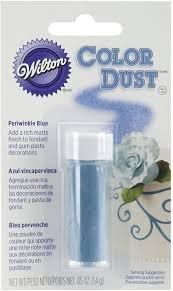 Color Dust Periwinkle Blue
