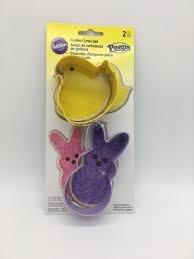 Peeps Easter Cookie Cutter Set