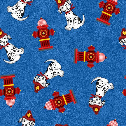 Everyday Heroes - Dalmatians & Hydrants