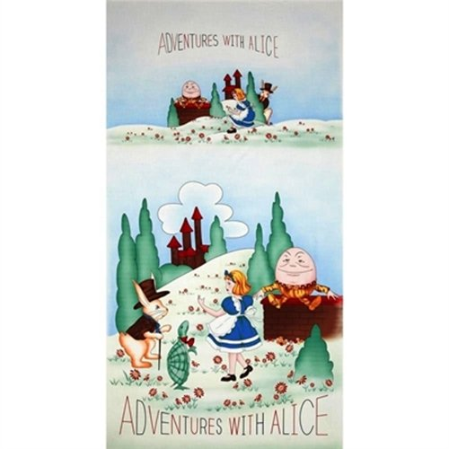 Adventures with Alice Panel