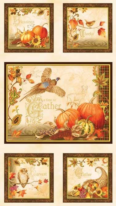 Autumn Song Panel