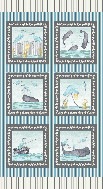 Barnacle Bay Panel