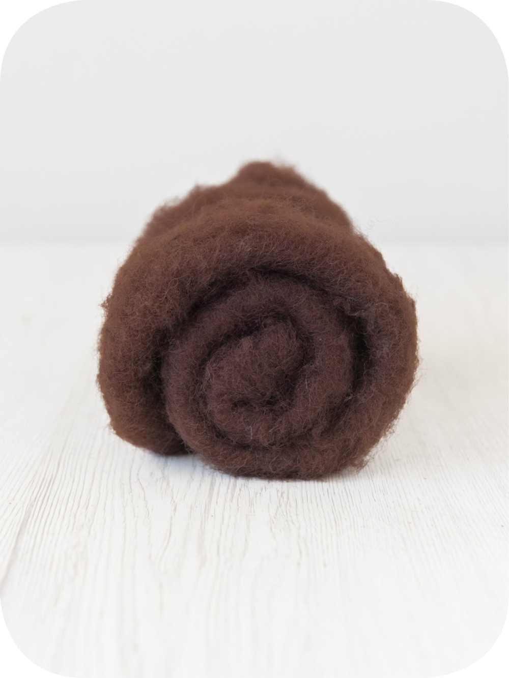 Roving/1 oz. - Chocolate