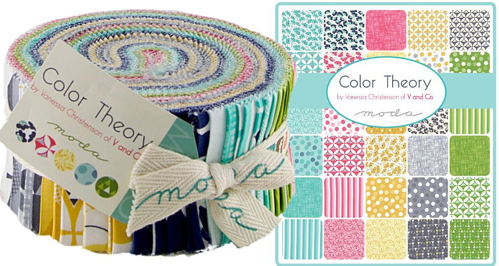 Color Theory Layer Jelly Roll