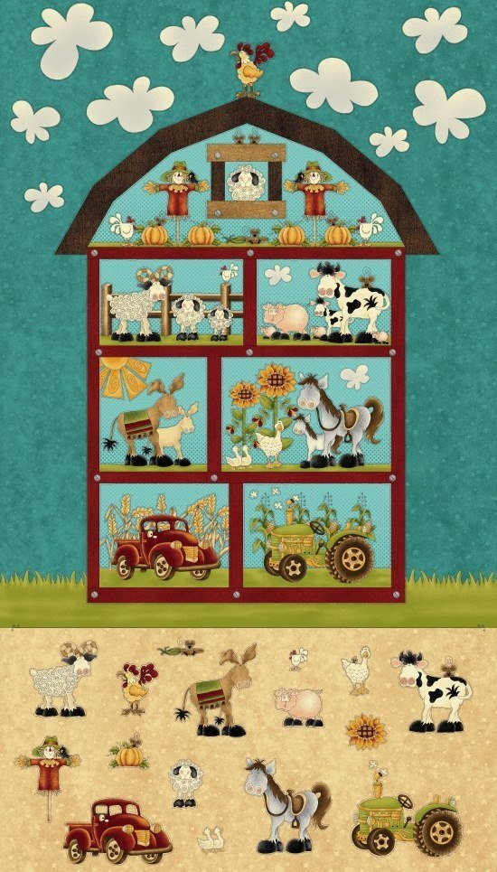 McAnderson's Farm Panel