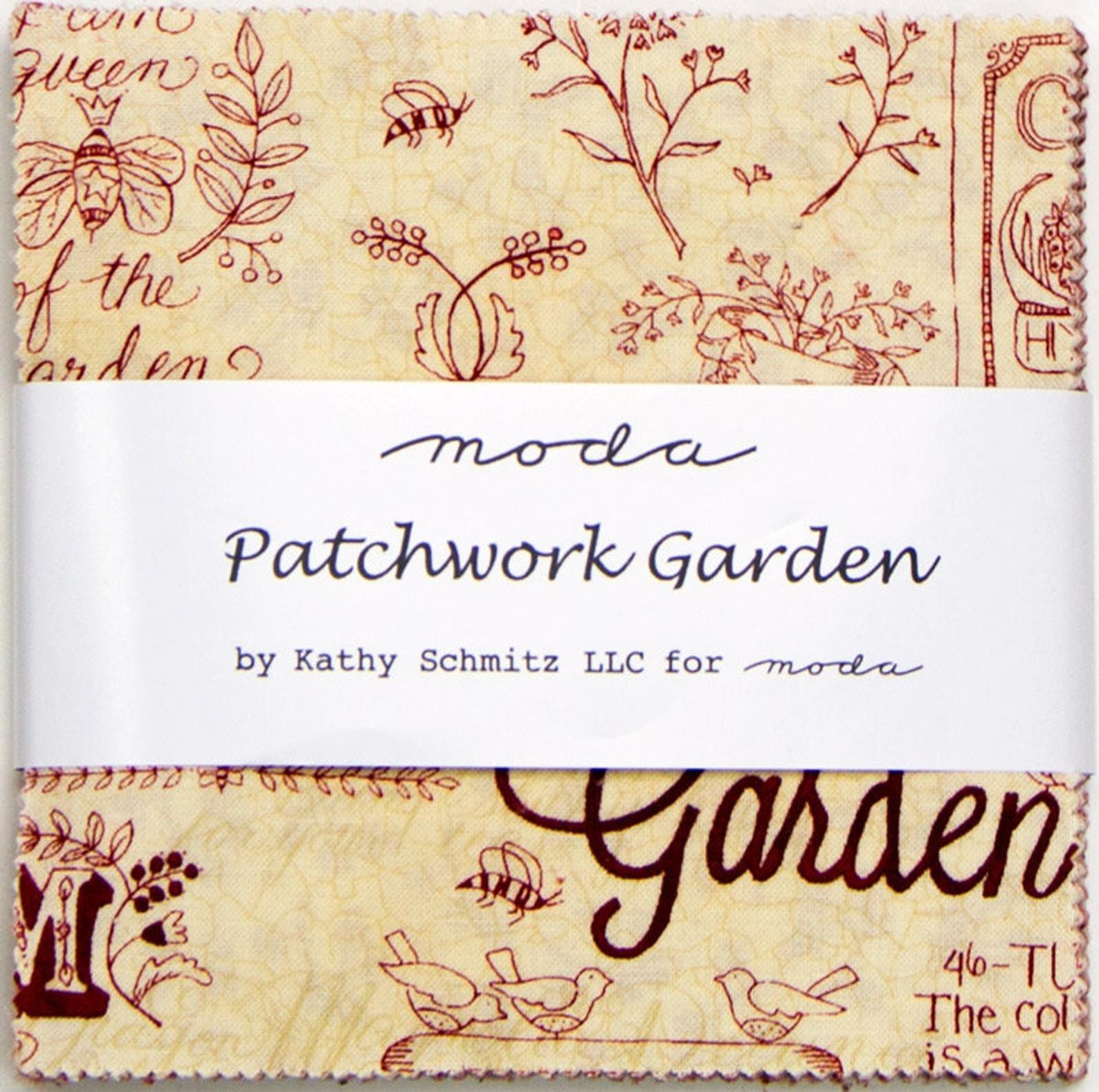 Patchwork Garden Charm Pack