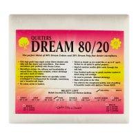 Quilters Dream 80/20 Batting - Natural
