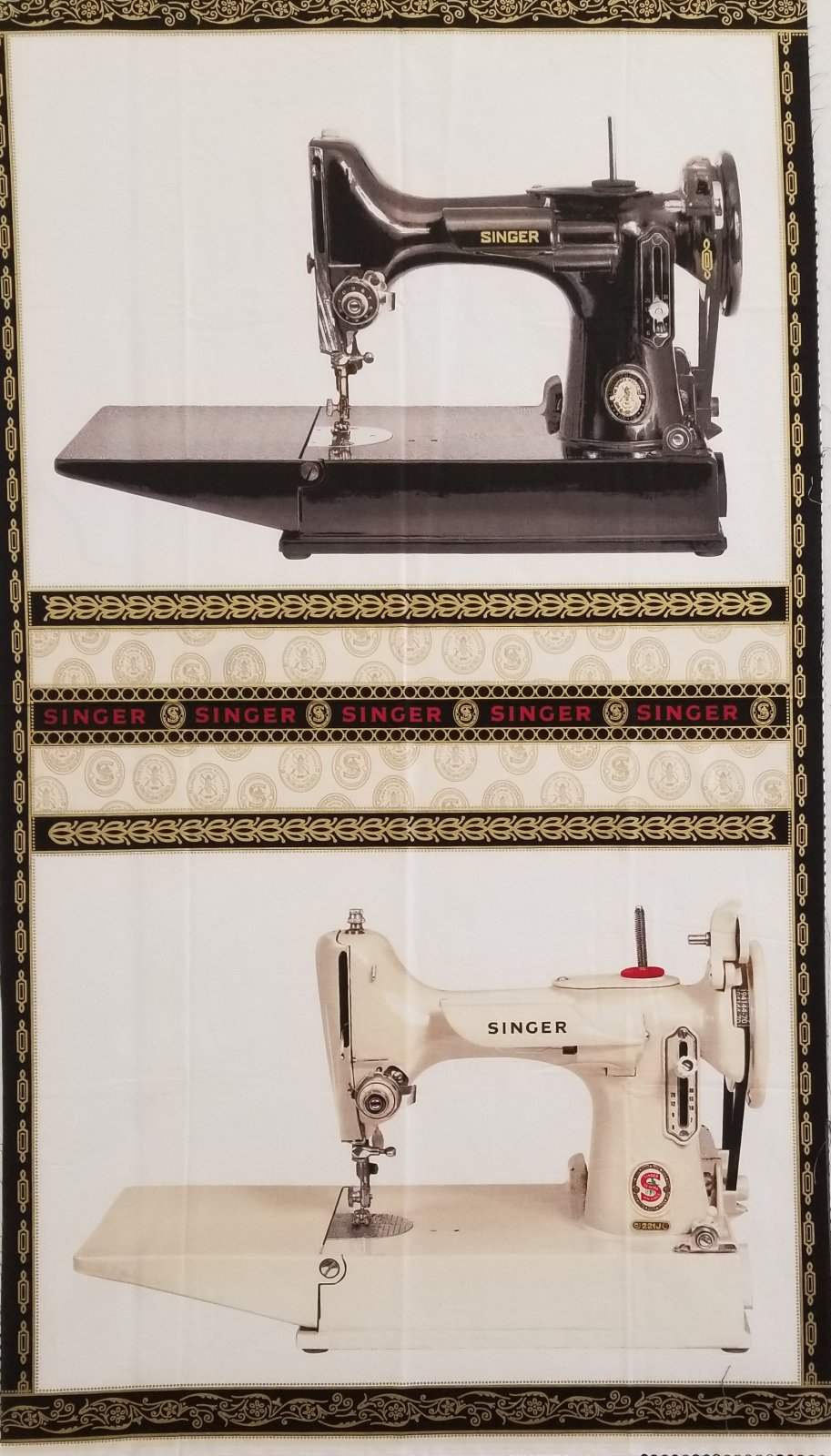 Sewing with Singer Panel