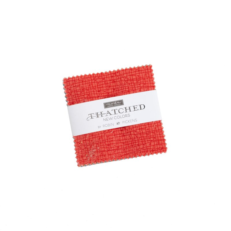 Thatched New Colors Mini Charm Pack