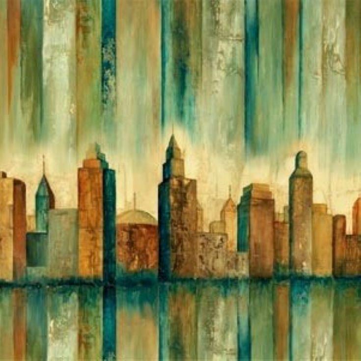 Urban Reflections Panel