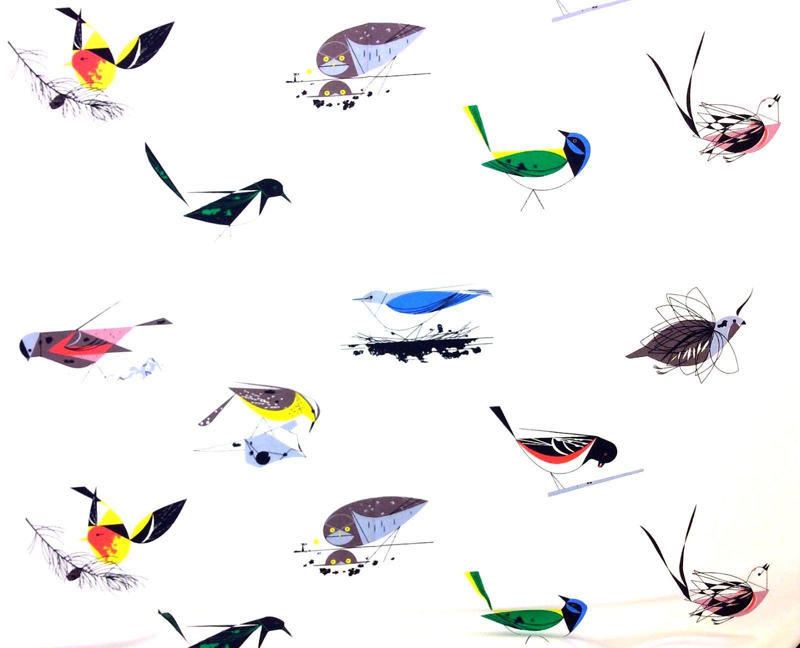 Charley Harper - Western Birds