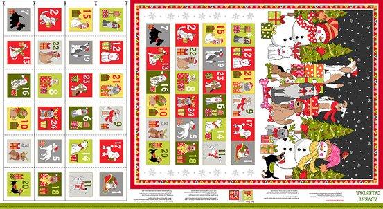 Yappy Christmas - Advent Calendar