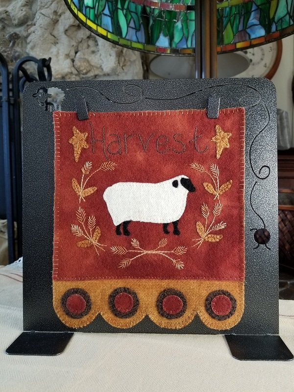 Simply Sheep Block of the Month