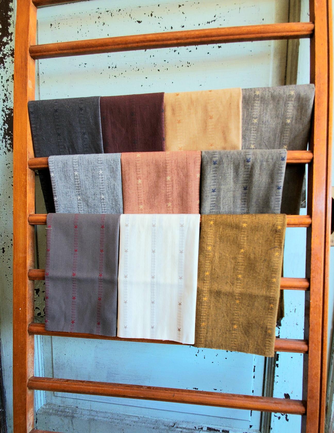 Patriotic Fabric Fat Quarter Bundle