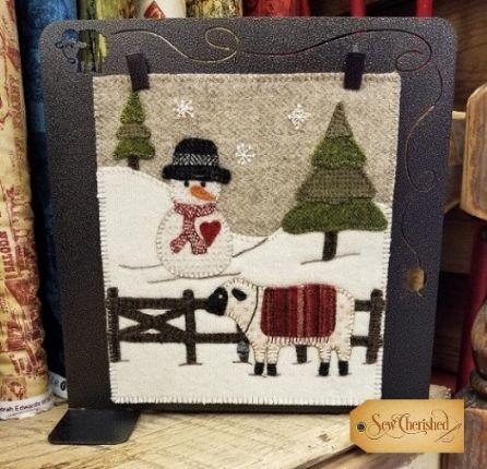 Simply Sheep January Kit