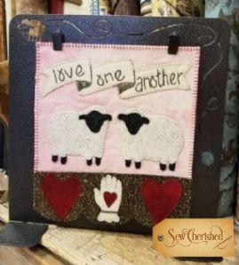 Simply Sheep February Kit