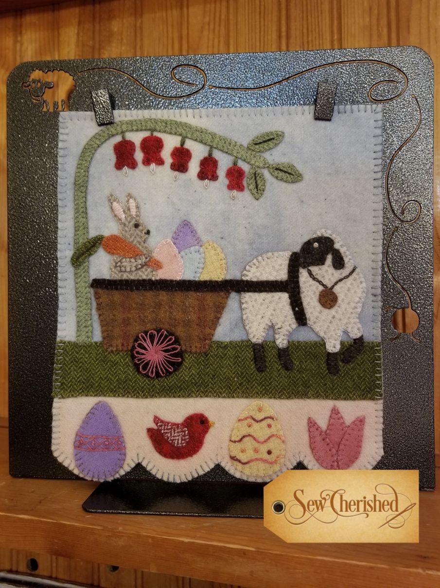 Simply Sheep April
