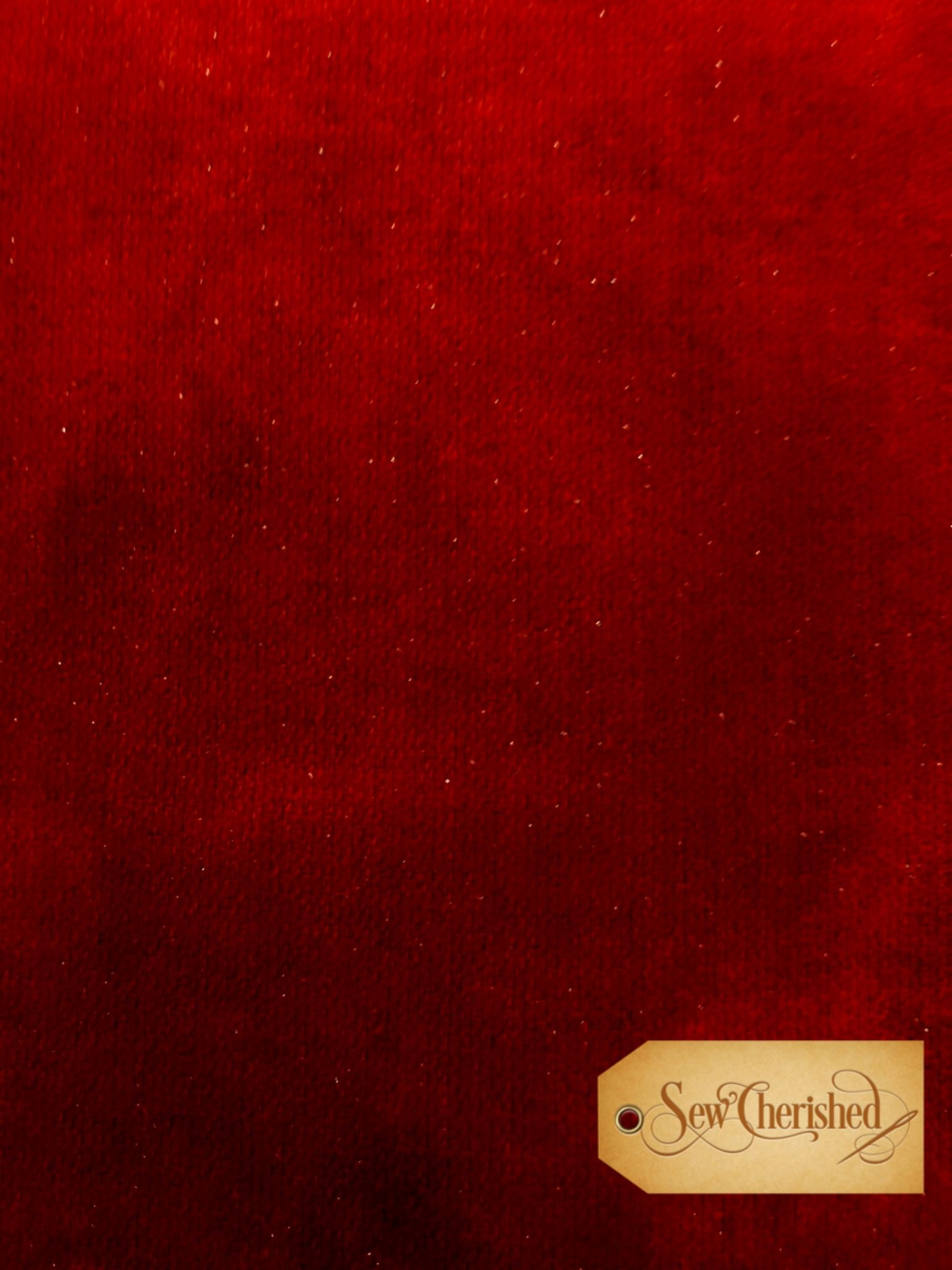 Ruby Red Wool