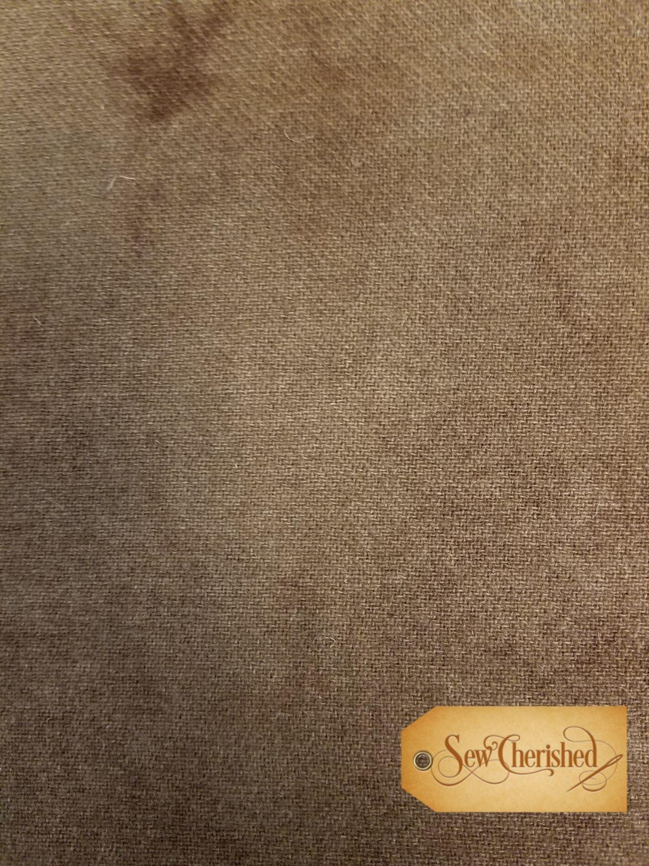 Burlap Wool