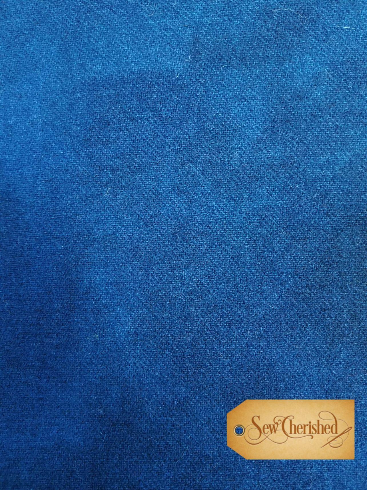 Royal Blue Wool
