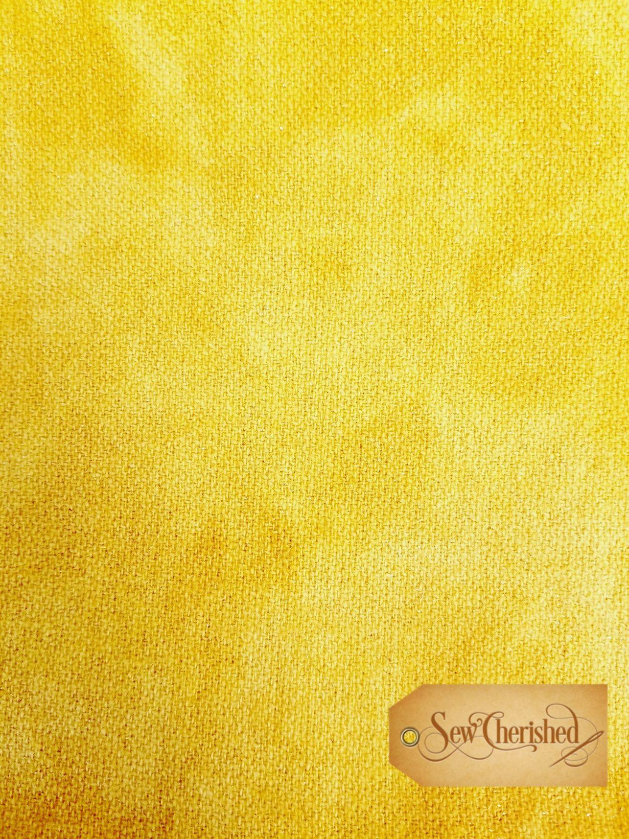 Banana Yellow Wool