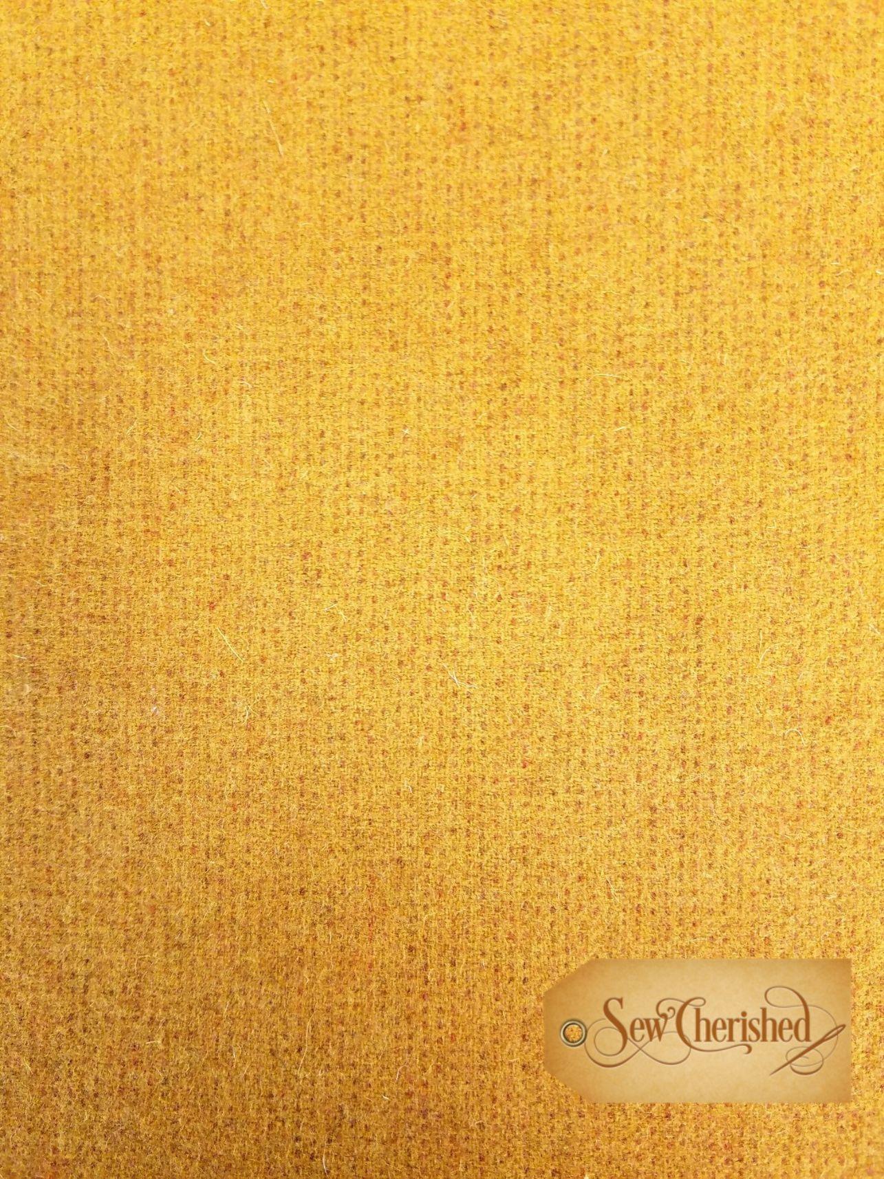 Freckled Honey Wool