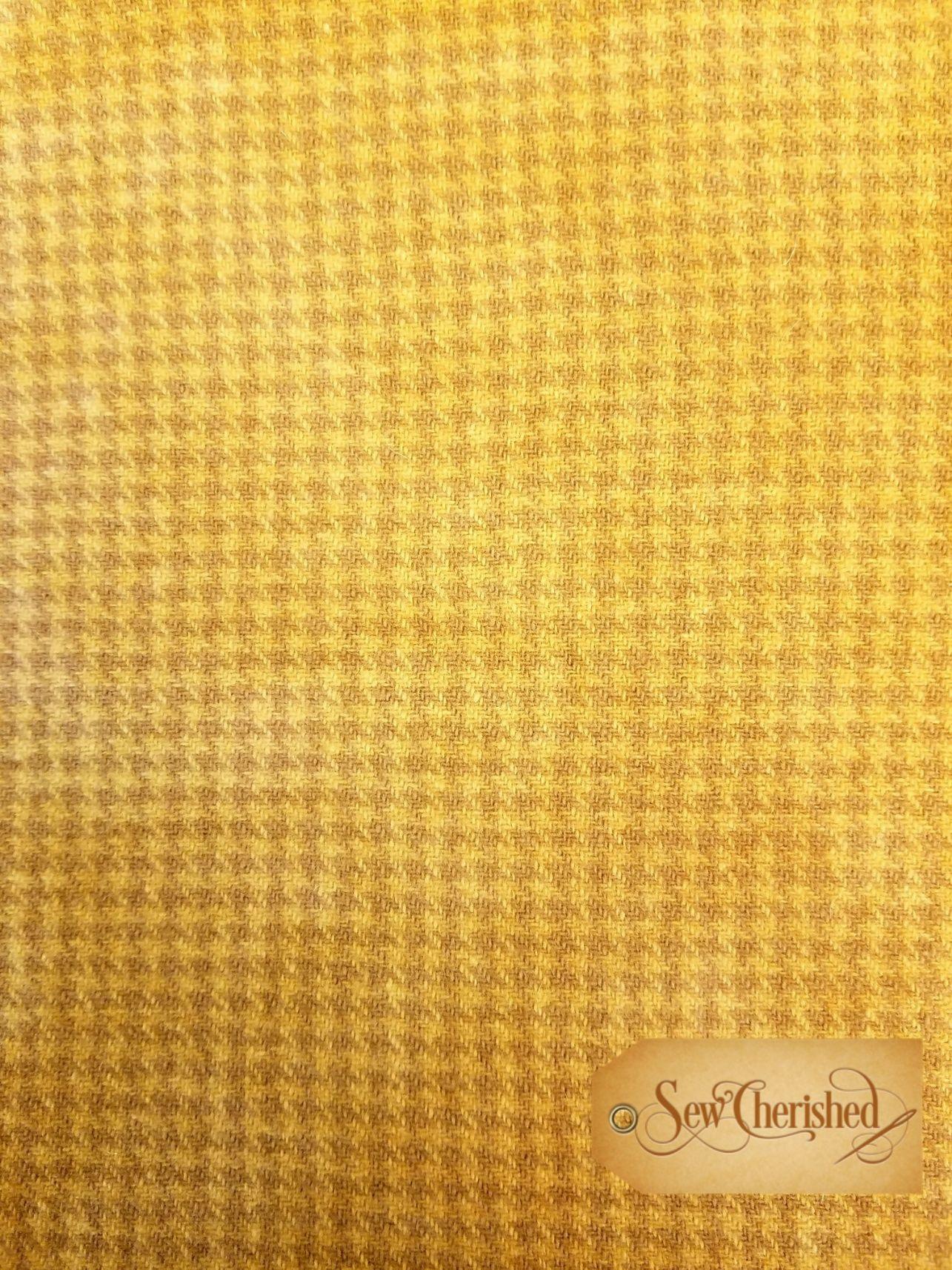 Merrigold Houndstooth Wool