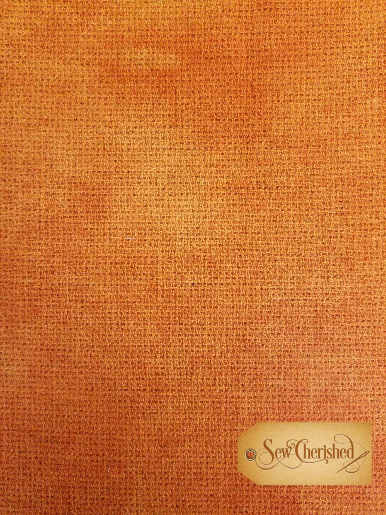 Freckled Ginger Wool