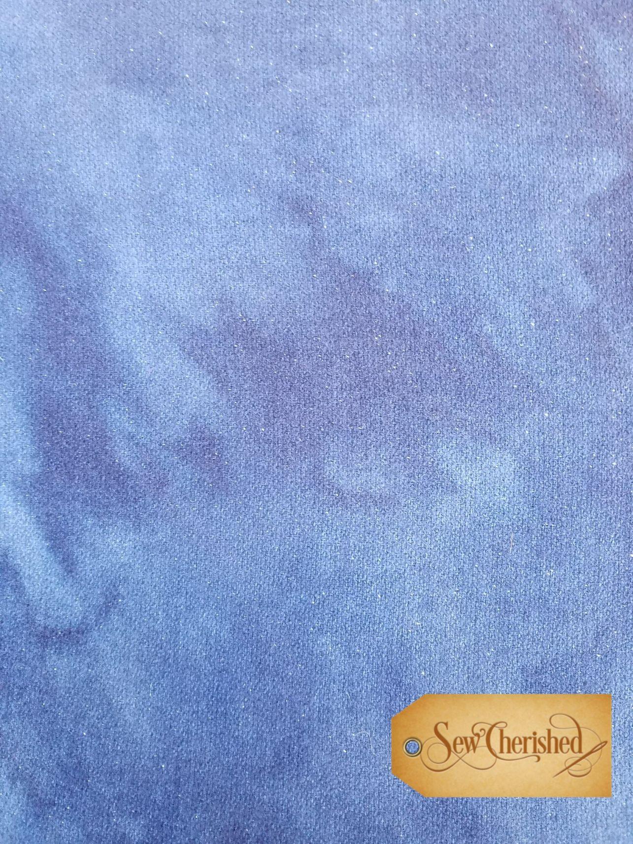 Ocean Blue Wool