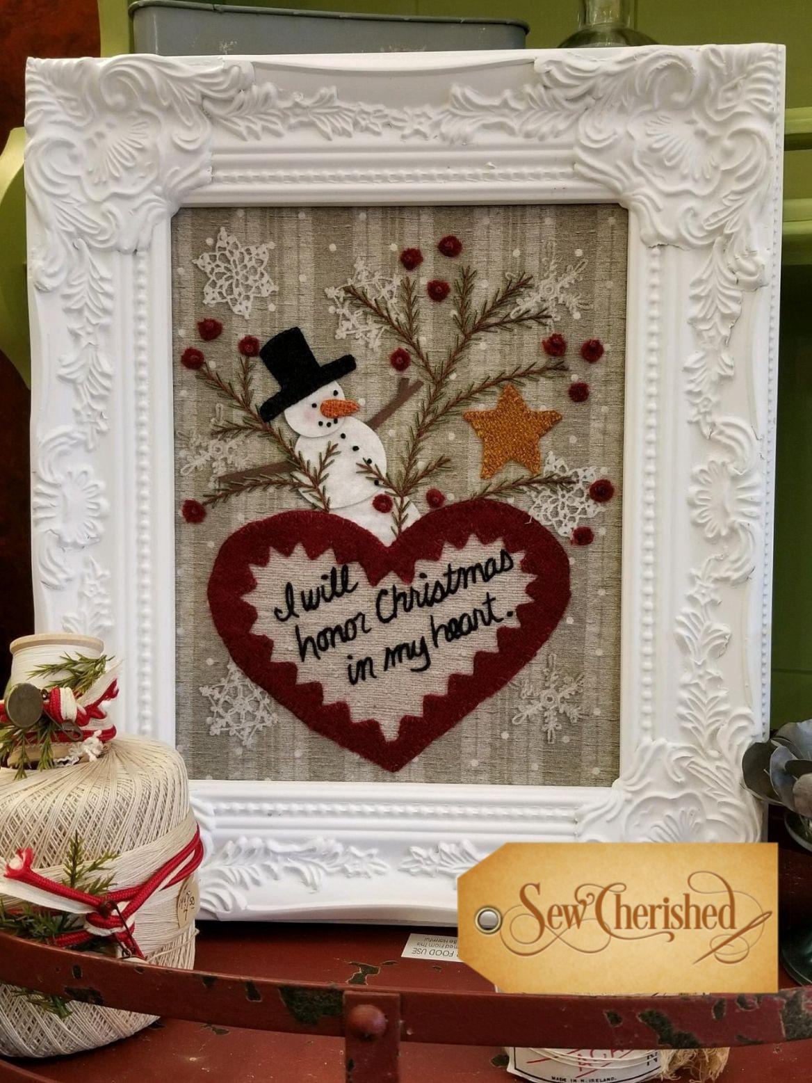 Christmas Heart Kit