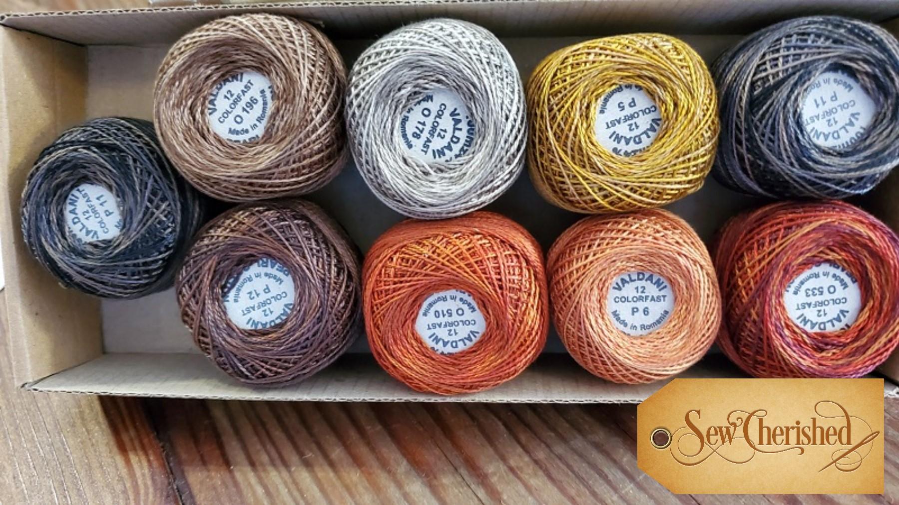 Garden Gals November Thread kit