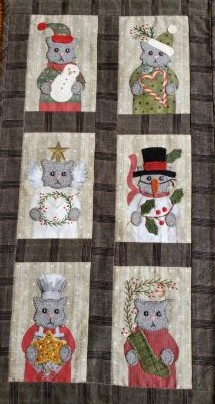 Meowy Christmas Kit