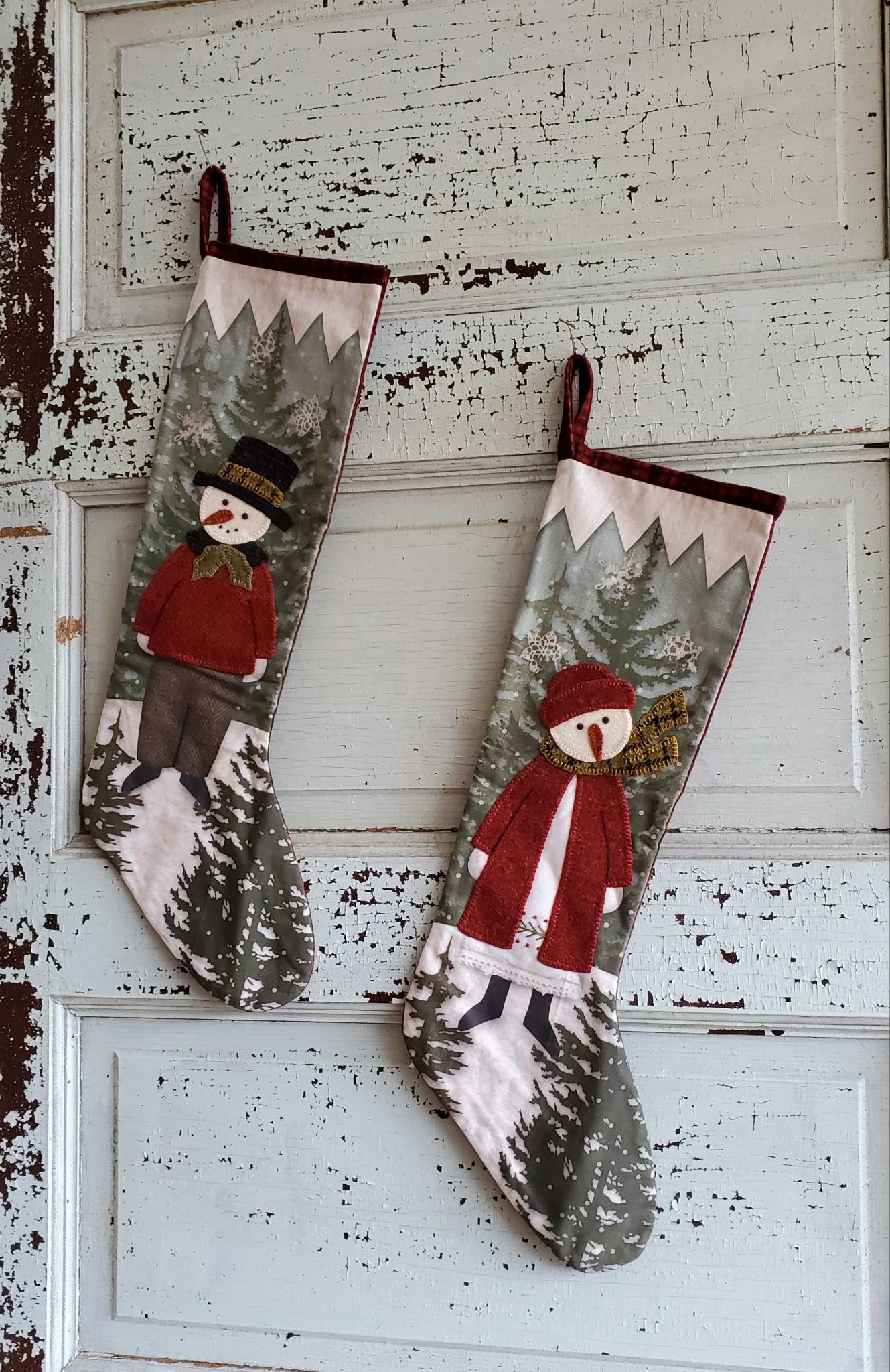 Winter Wonderland Stockings Kit