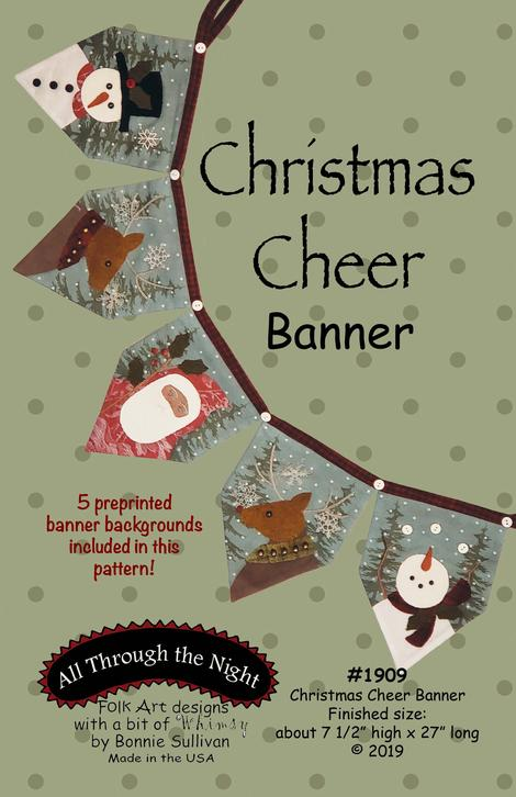 Christmas Cheer Banner Kit