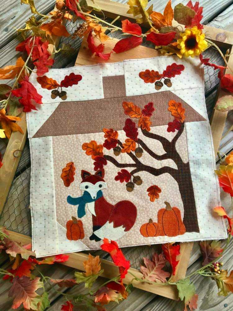 Woolen Oak Kit & Pattern Reservation