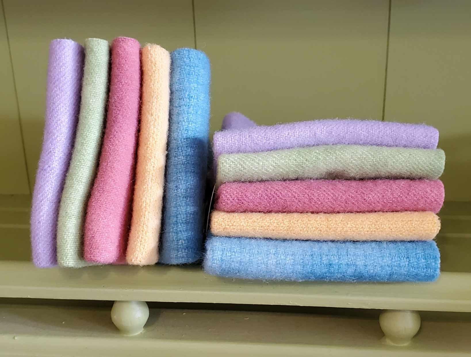 Bright Spring Wool Bundle