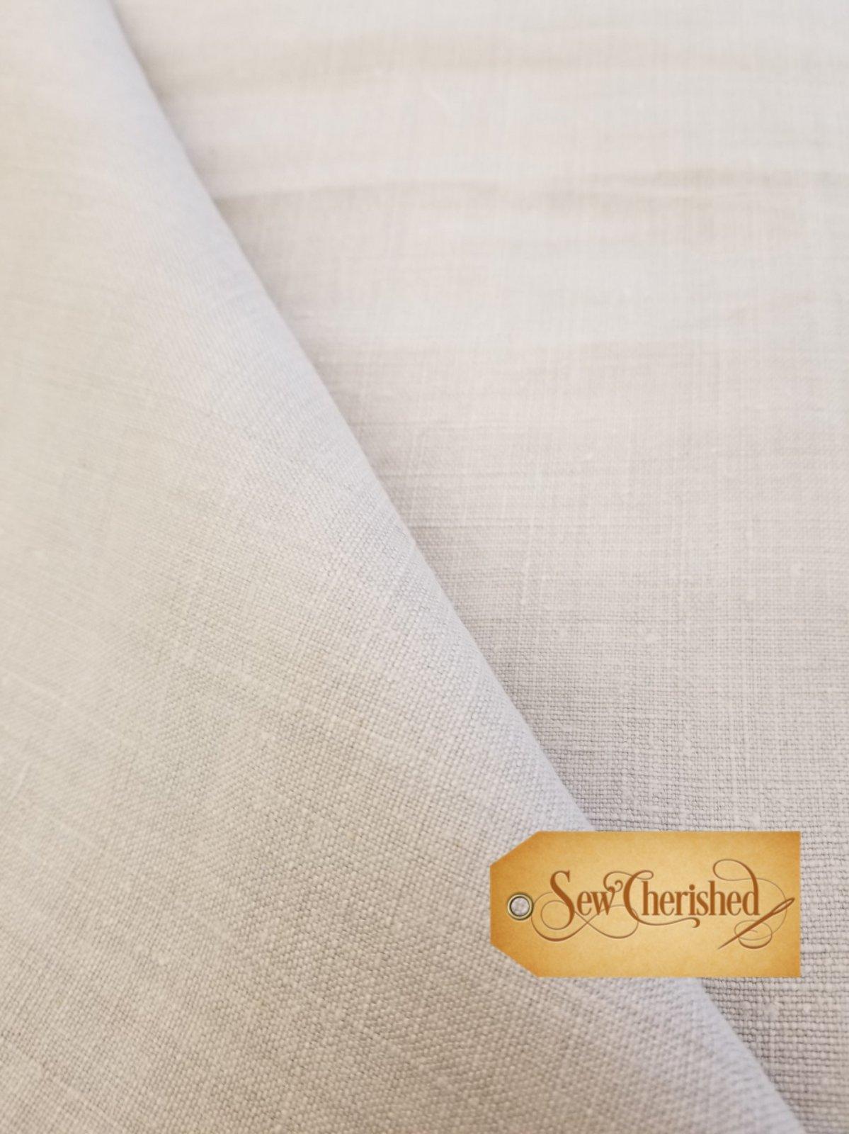 Fine Weave Linen