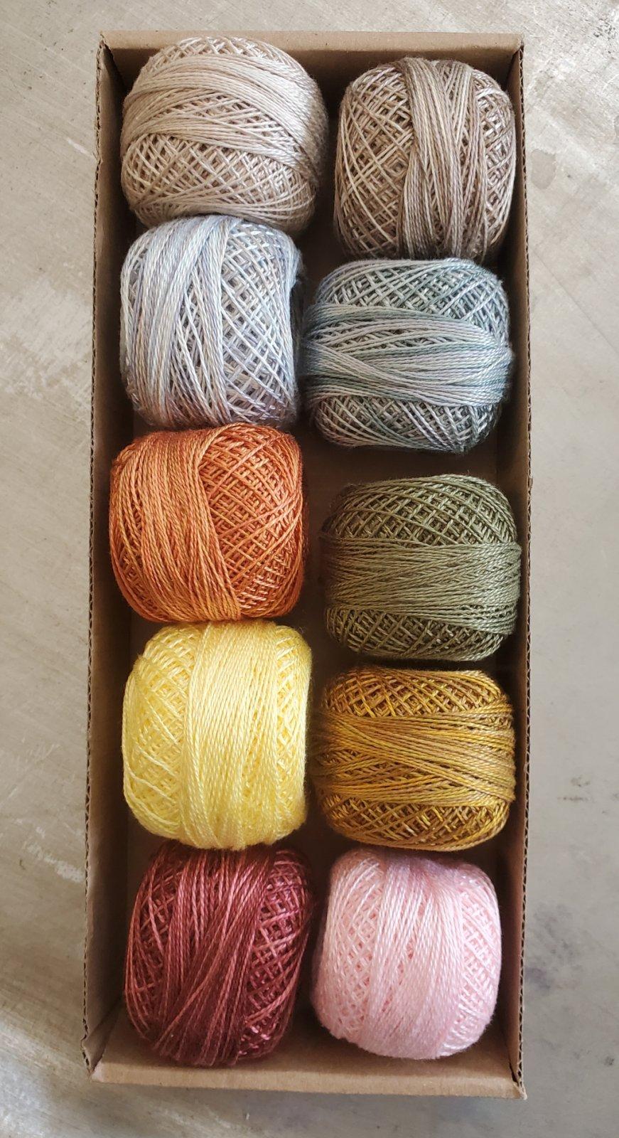 Garden Gals April Thread Pack