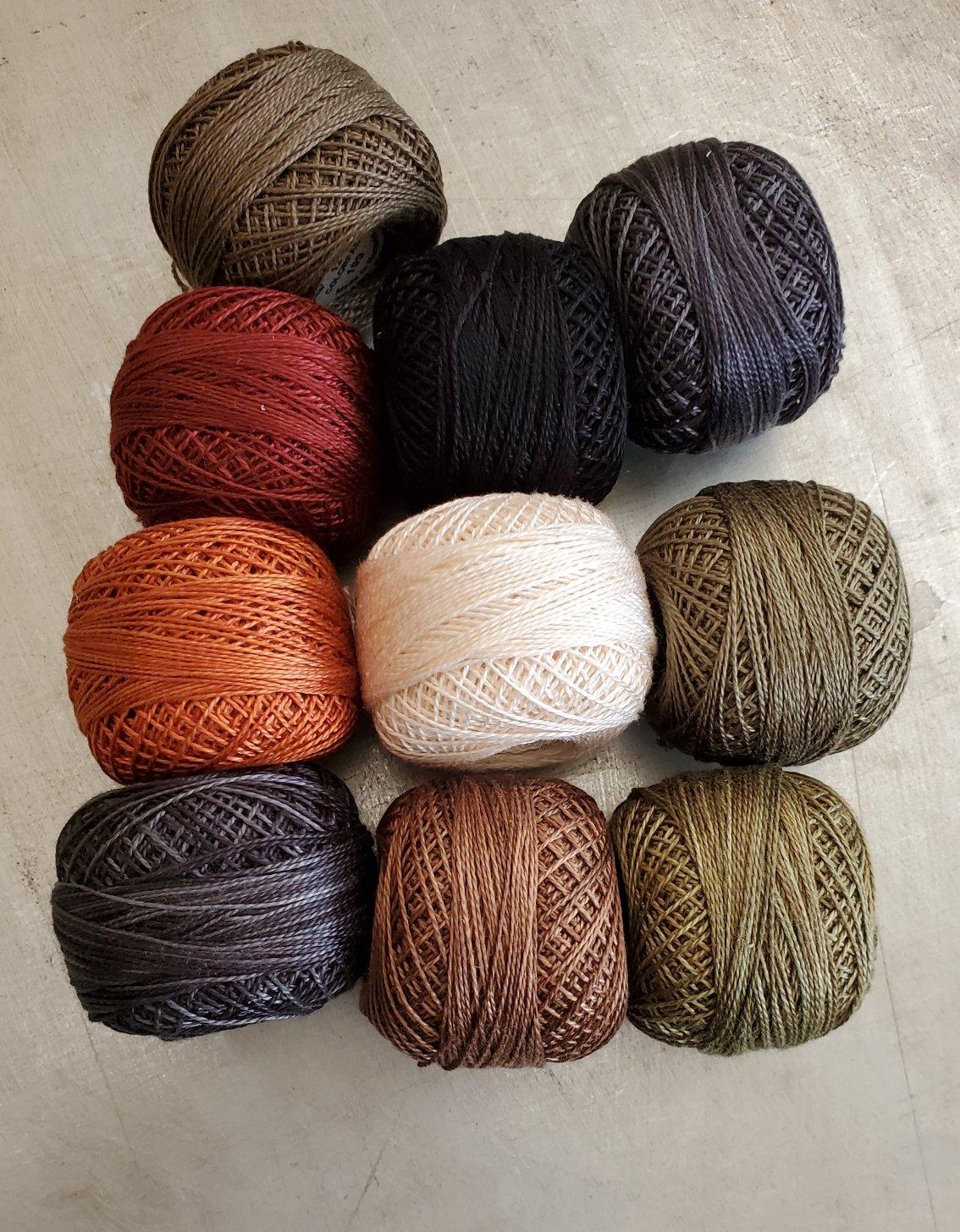 Garden Gals January Thread Pack