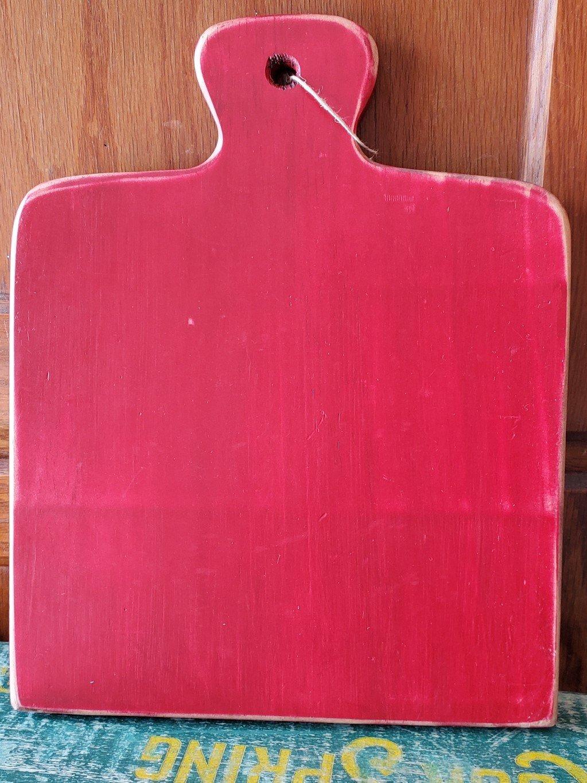 Simple Saltbox Hornbook