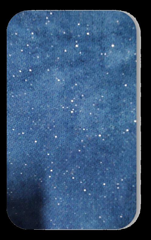 Midnight Blue Sparkle