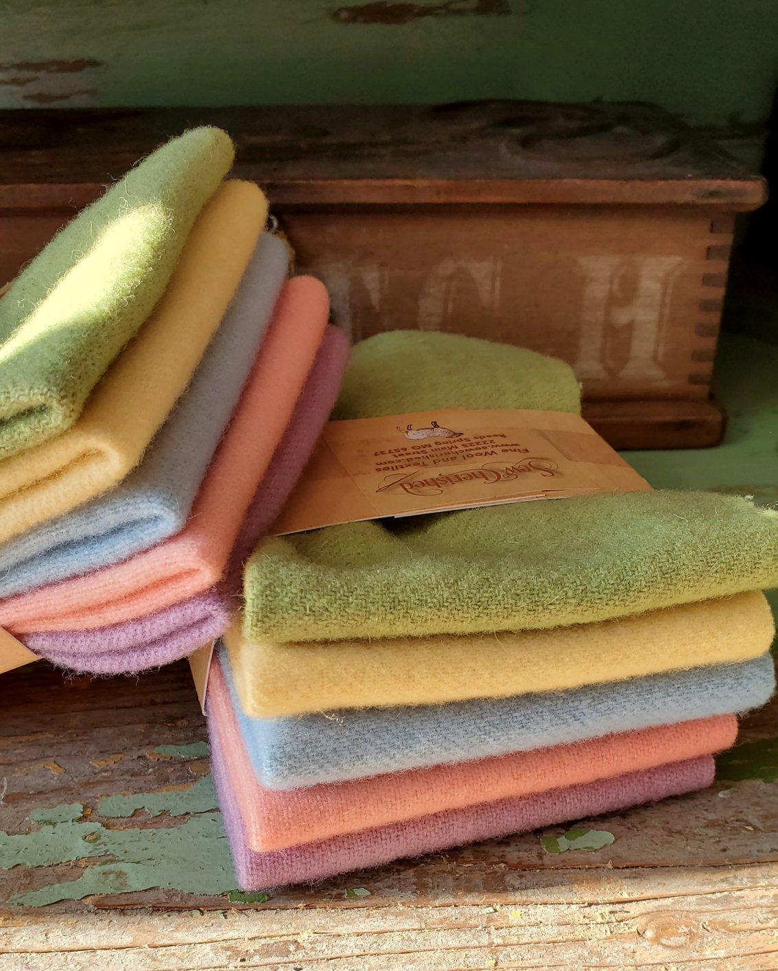 Pastel Wool Buddy