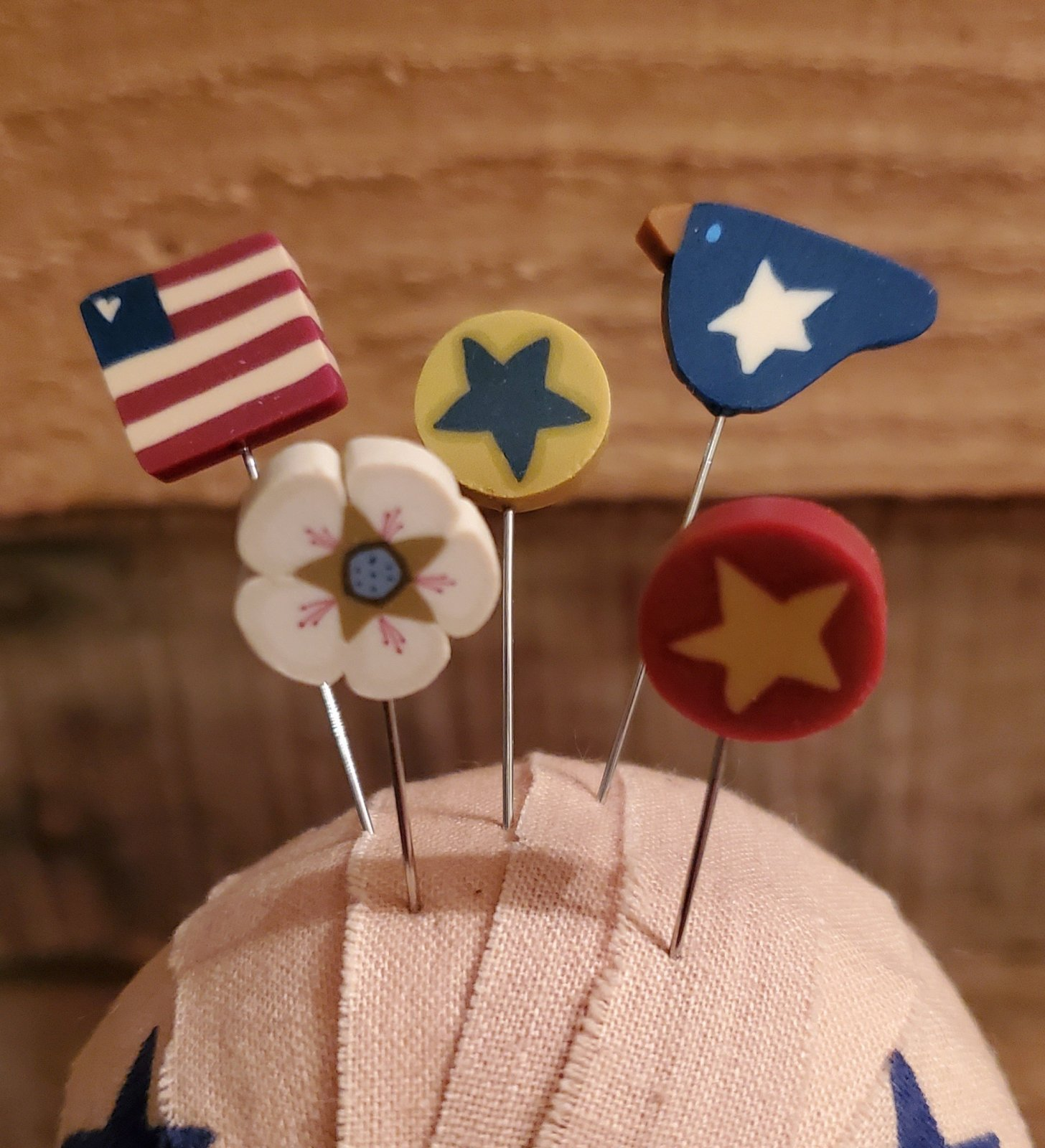 Patriotic Pin Set