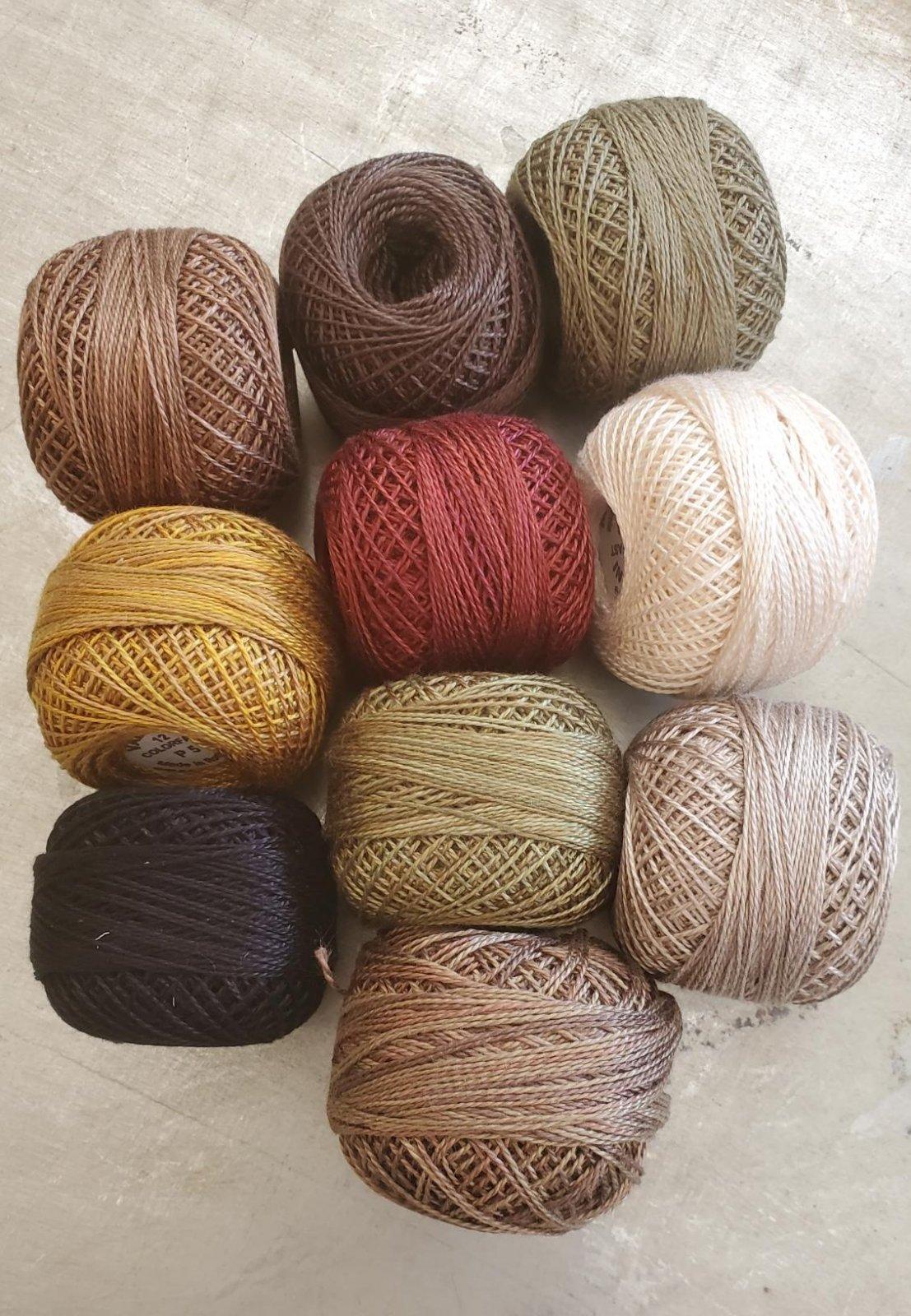 Simple Saltbox Thread Pack