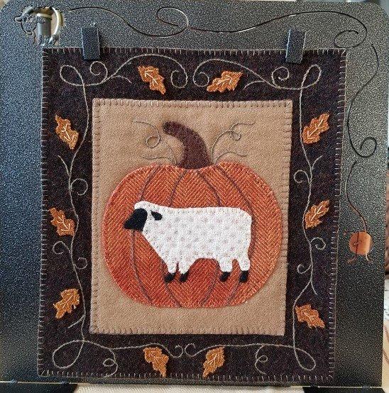 Simply Sheep October Pattern