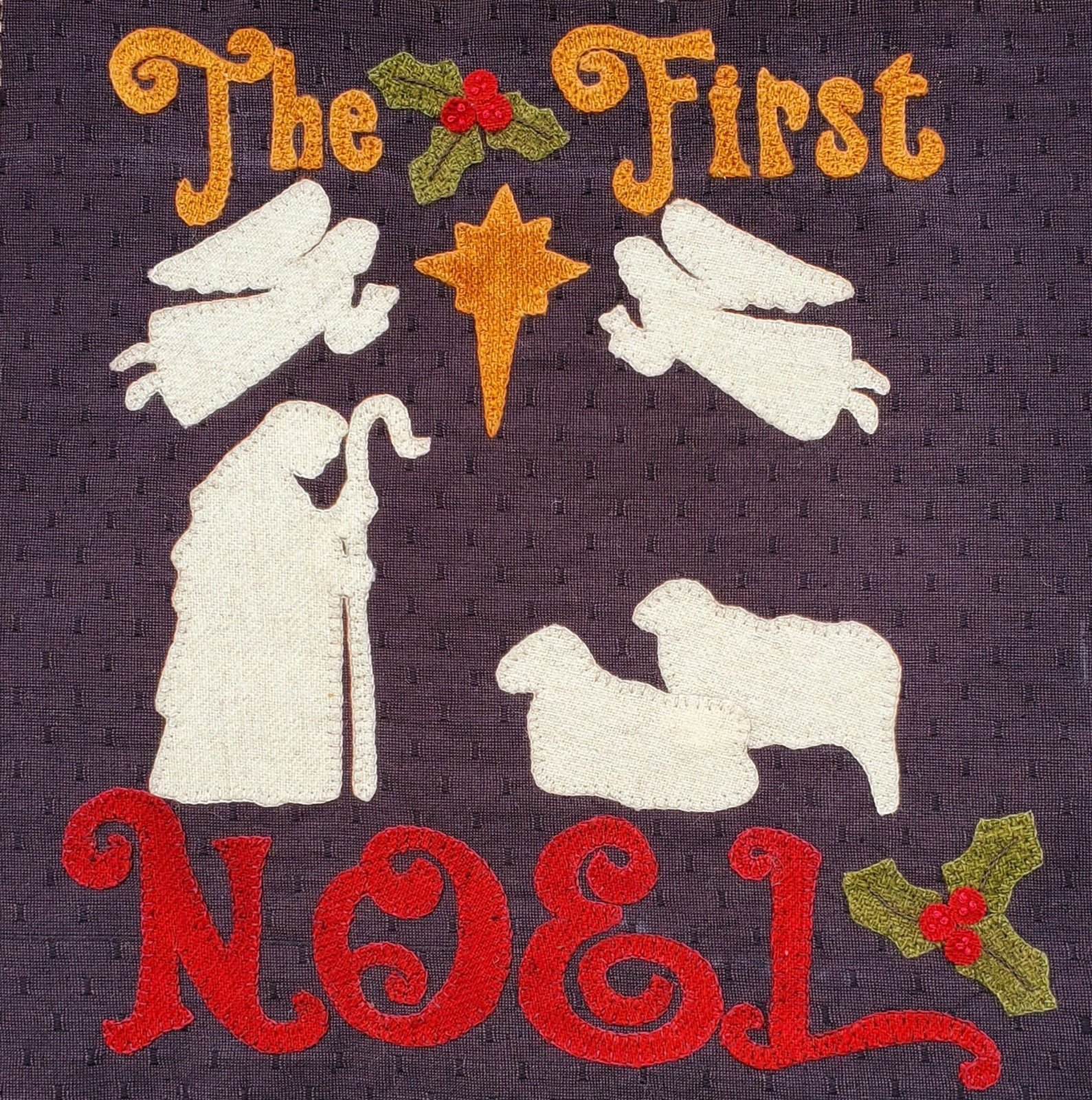 The First Noel Kit & Pattern