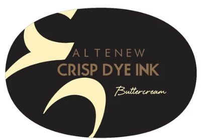 Buttercream Crisp Dye Ink