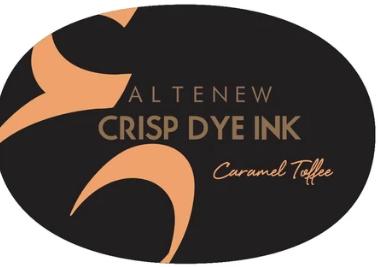 Caramel Toffee Crisp Dye Ink